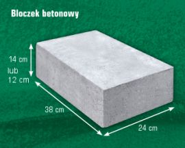 Ikona Bloczki fundamentowe